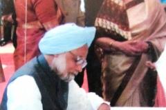 2005- PM Manmohan Singh