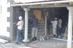 Sector-R-removal-of-pointing-under-shed